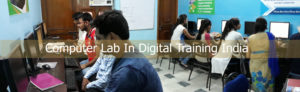 computer lab in digital training india