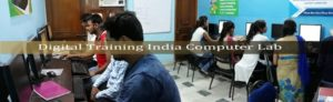 digital training india computer lab