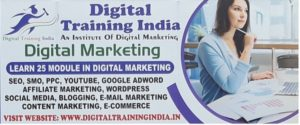 digital training india an institute of digital marketing